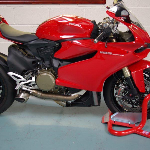 Ducati Panigale Chock