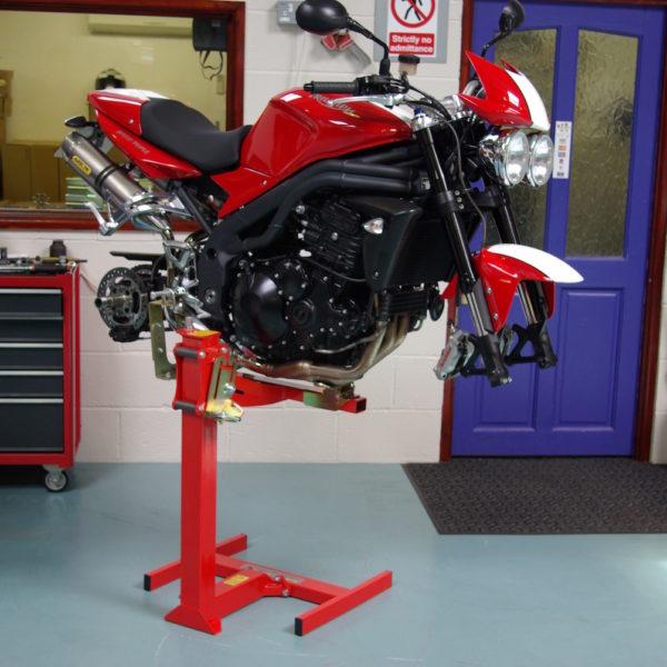 Motorcycle Workbench