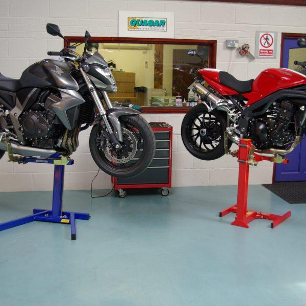 Motorbike Service Lifts