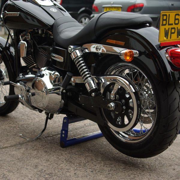 Harley Detailing