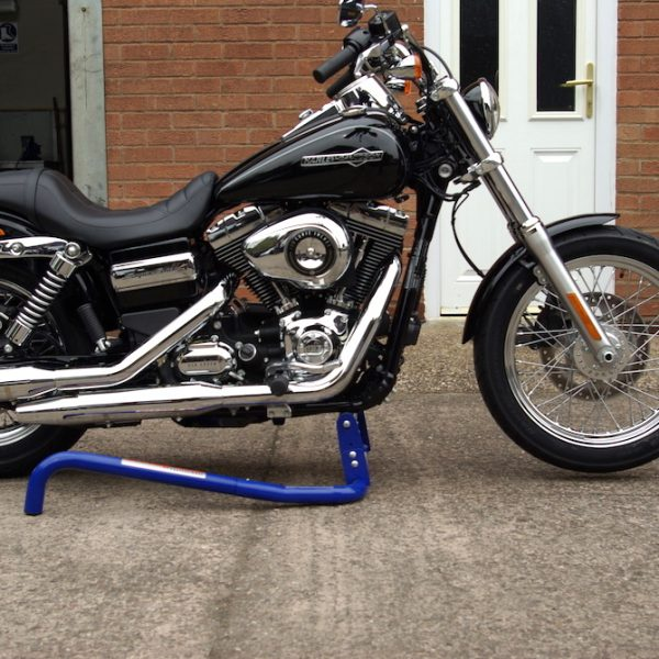 Harley Wheel Removal