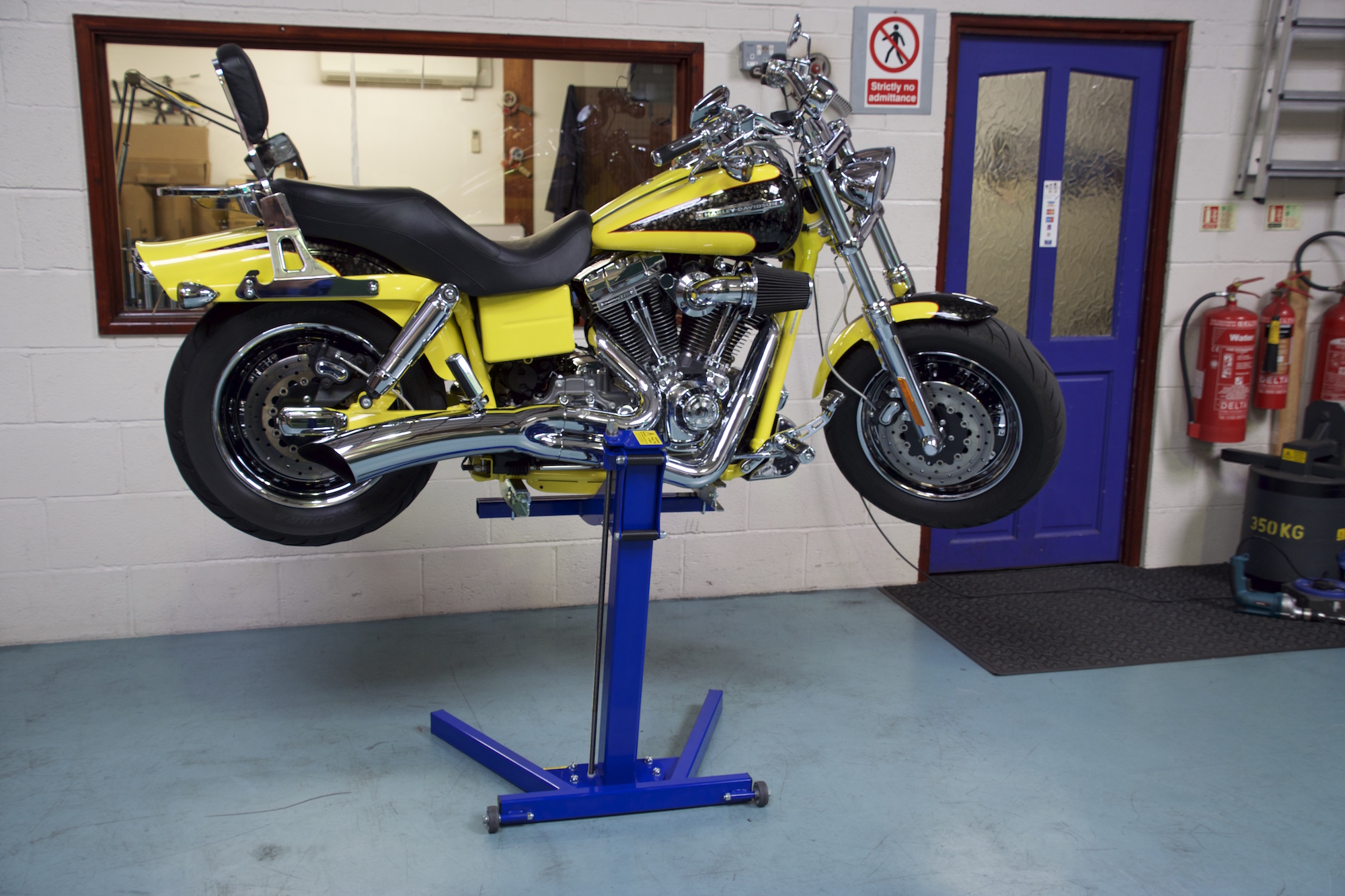 Harley Davidson Lift Motorcycle Lift Stand Eazyrizer